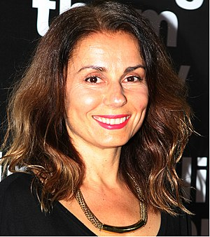 Mary Coustas - Coustas at the Killing Them Softly Australian Premiere in September 2012