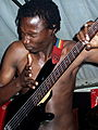 Mashasha performing in Zimbabwe in 2006.JPG