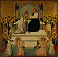 Maso di Banco - Coronation of the Virgin - Google Art Project.jpg