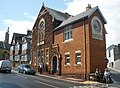 Masonic Hall, Tor Hill Road, Torquay - geograph.org.uk - 1389300.jpg