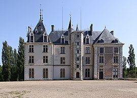 The Château of Maupas