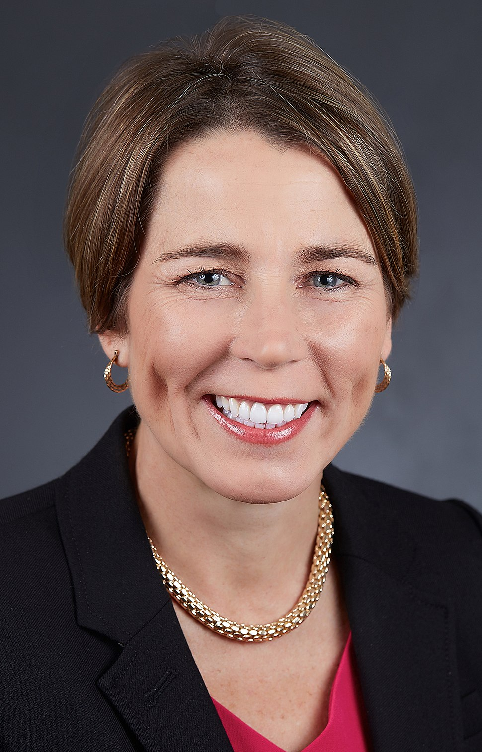 Maura Healey official photo (cropped)