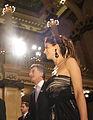 Mauricio Macri y Juliana Awada llegan al Teatro Colón.jpg