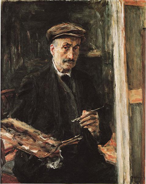 """""""Ich bin doch nur ein Maler"""" - Max Liebermann und das Judentum"""
