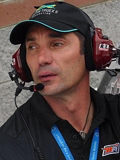 Max Papis Italian racing driver