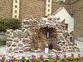 Mayenne Grotte de Lourdes.JPG
