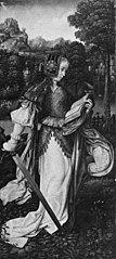 De Heilige Catharina van Alexandrië