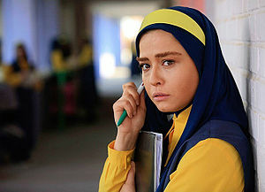 Mehraveh Sharifinia - In Kimia TV series.
