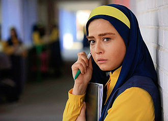Mehraveh Sharifinia - In Kimia TV series.