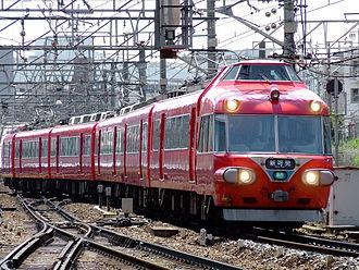 Meitetsu 7000 series - Meitetsu 7000 Series