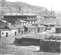 Mejillones en 1871, con el consulado chileno.png