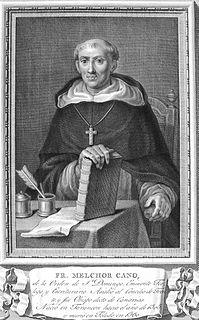 Melchor Cano Spanish theologian