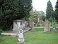 Memorials, Knowle churchyard - geograph.org.uk - 1911073.jpg