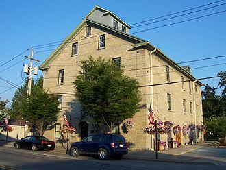 Mendon, New York - Mendon town hall