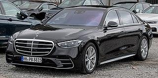Mercedes-Benz S-Class Motor vehicle