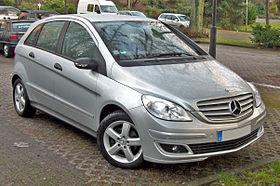 Mercedes Classe B (W245)