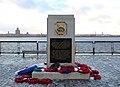 Merchant Navy memorial, Pier Head 201812.jpg