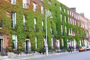 Merrion Square - Image: Merrion Square Houses