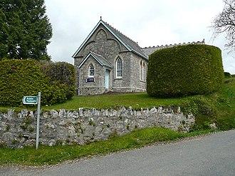 Cardinham - Cardinham Methodist Church