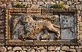 Methoni - Markuslöwe auf der äußeren Burgmauer.jpg