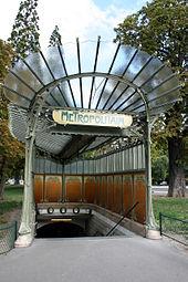 M trolinie 2 paris wikipedia - Portes ouvertes paris dauphine ...