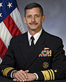 Michael C. Vitale, United States Navy Vice Admiral official photo.jpg