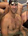 Michael Phelps in 2017