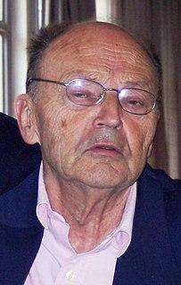 Michel Tournier French writer