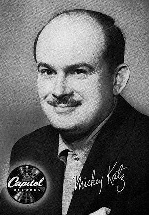 Mickey Katz - Katz, circa 1950.