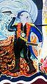 Miguel Hidalgo con banda de maestro masón (mural de Alejandro Escalante, Rubén Durán, Ernesto Corona, Arturo Márquez, Zenén Gómez y Allan Valdez) (calle Cádiz esquina Eje Central Lázaro Cárdenas, Ciudad de México). 01.jpg