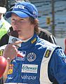 Mike Conway 2009 Indy 500 Bump Day.JPG