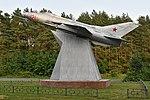 Mikoyan-Gurevich MiG-21F-13 '121 red' (23705775108).jpg