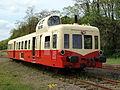 Mine museum diesel locomotive autorail Picasso X4042 at Petite-Rosselle pic-005.JPG