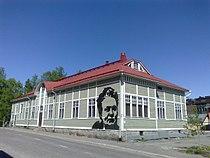 Minna Canth House in Kuopio, Finland, June 2017.jpg