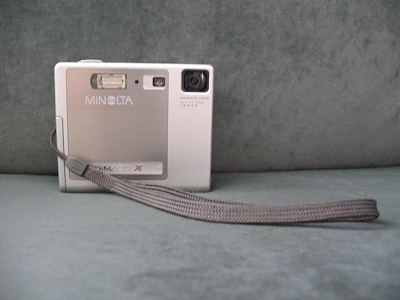File:Minolta DiMAXE X.JPG