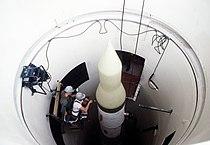 Minuteman II in silo 1980.jpg