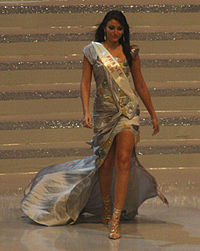 Image illustrative de l'article Miss France 2007