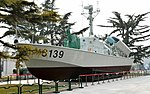 Missile boat in Military Museum of the Chinese People's Revolution.jpg