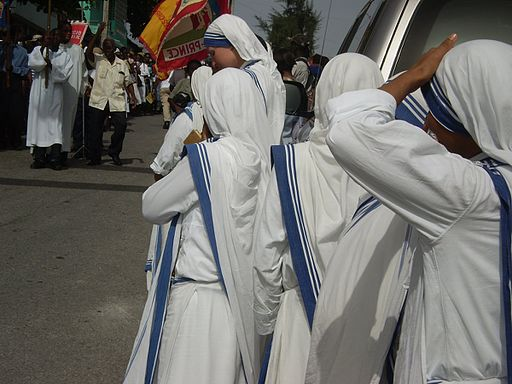 Missionaries of Charity in Haiti
