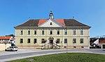 Rectory and psychosocial center, former Barnabite monastery