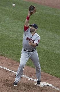 Mitch Moreland American baseball player
