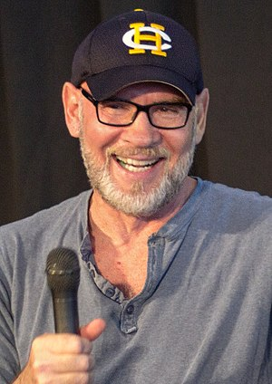 Mitch Pileggi - Pileggi in Wellington, NZ in 2013