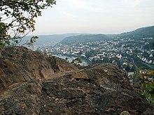 Klettersteig Rhein : Mittelrhein klettersteig boppard u wikipedia