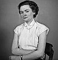 Mlle Marie-Louise Cagnac CNRA 1958 Cliché Henri Bigogne-1.jpg