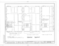 Mobile and Ohio Railroad Office Building, 409 North Royal Street, Mobile, Mobile County, AL HABS ALA,49-MOBI,126- (sheet 1 of 1).png