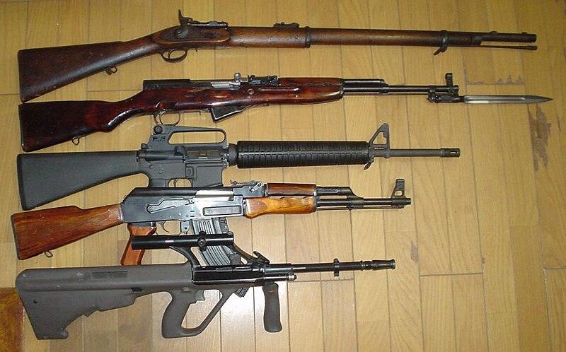 800px Modern Rifles