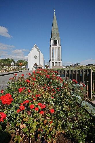Molde Cathedral - Image: Molde domkyrkje