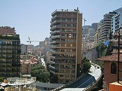 Monaco buildings