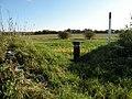 Monitoring borehole pipe TL55141 - geograph.org.uk - 1026683.jpg