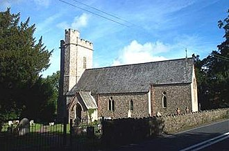 Monkton, Devon - Image: Monkton, Church of St Mary Magdalene. geograph.org.uk 245085